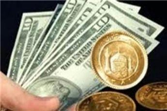 قیمت سکه و ارز در بازار ۹۲/۱۱ / ۲۷