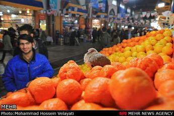 تصمیم جدید دولت موجب گرانی نوروزی میوه در بازار شد