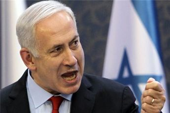 نامه تسلیت نتانیاهو به پوتین
