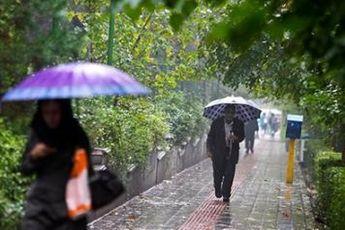 ورود سامانه بارشی جدید از روز یکشنبه به کشور