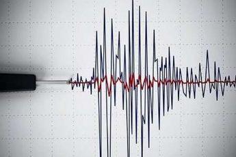 زلزله 3.1 ریشتری بروجرد را لرزاند