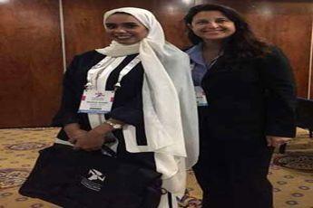 نمایندگان امارات و اسرائیل عکس یادگاری گرفتند