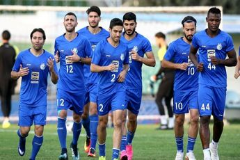 باشگاه استقلال پس از حذف : شرمنده هواداران شدیم