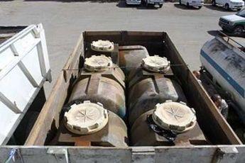 کشف 600 لیتر سوخت قاچاق در البرز
