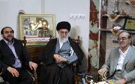 تسلیت رهبر انقلاب در پی درگذشت حاج حیدر رحیمپور ازغدی