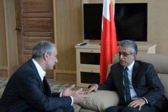 تمجید رئیس AFC از فوتبال ایران در دیدار با کفاشیان