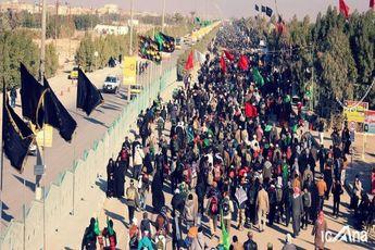 هزینه ویزای زوار اربعین با مبلغ خسارت ایران در جنگ تحمیلی تهاتر شود