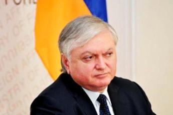 وزیر خارجه ارمنستان به تهران می آید