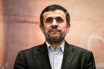 احمدی نژاد قهرمانی تیم ملی کشتی آزاد در مسابقات جام جهانی را تبریک گفت