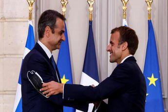 توافق یونان و فرانسه