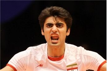 غفور، بهترین بازیکن دیدار ایران و کوبا