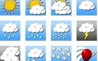 تازه ترین اخبار امروز از بارش برف و باران در استان های کشور
