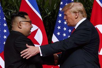 ناامیدی ترامپ نسبت به مساله کره شمالی