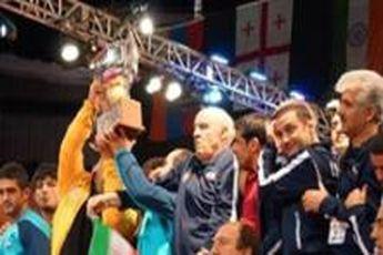 تبریک فدراسیون فوتبال به مناسبت قهرمانی تیم ملی کشتی در جهان