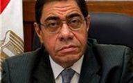 دادستان کل مصر رسما از سمت خود استعفا کرد