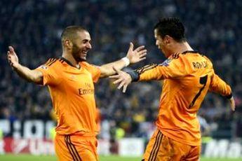 مهاجم رئال مادرید به ال کلاسیکو می رسد