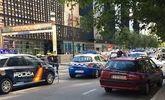 حمله یک خودرو به عابران پیاده در شمال اسپانیا
