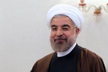 روحانی پیروزی حزب عدالت و توسعه را به اردوغان تبریک گفت