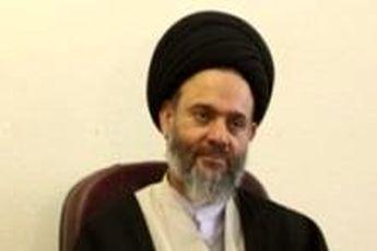 آیت الله حسینی بوشهری به کاروان های راهیان نور پیوست