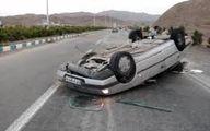 4 کشته و 2 مجروح در تصادف مرگبار (کرمانشاه)