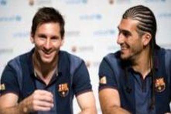 درخواست مسی برای تمدید قرارداد پینتو و جذب آگوئرو