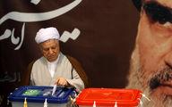 پیامی منحصر به فرد و تاریخی که انگار زنده است / باز نشر پیام آیت الله هاشمی رفسنجانی برای انتخابات