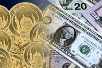 دلار و سکه ارزان شد