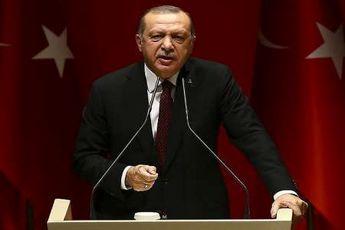 اردوغان: شاید ناگهانی به  عراق حمله کنیم