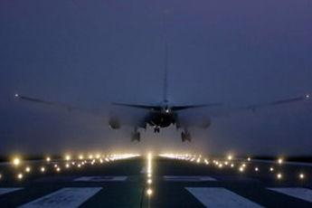 فرود اضطراری در فرودگاه کرمان