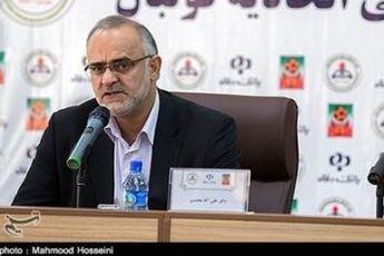 نبی: حریفان تدارکاتی تیم ملی با نفرات اصلی به میدان می آیند
