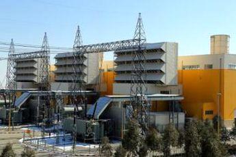 ظرفیت تولید برق ایران افزایش یافت