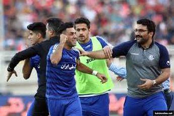 رحیم زهیوی از اردو تیم ملی جدا شد