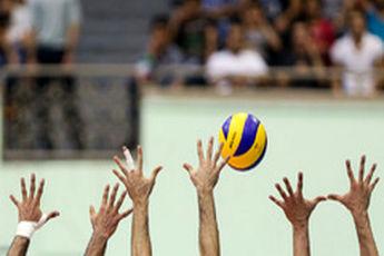 والیبالیست های ایران به آمریکا می روند