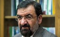 خداحافظی محسن رضایی با تلگرام
