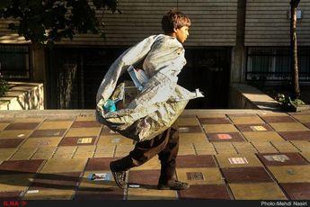 واکنش سازمان مدیریت پسماند به زبالهگردی کودکان