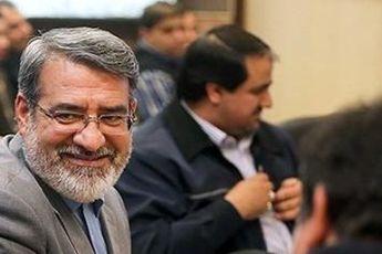 تقدیر حجت الاسلام قرائتی از وزیر کشور