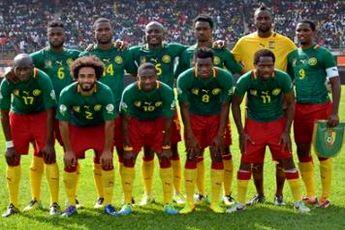 حضور اتوئو در لیست ۲۸ نفره کامرون