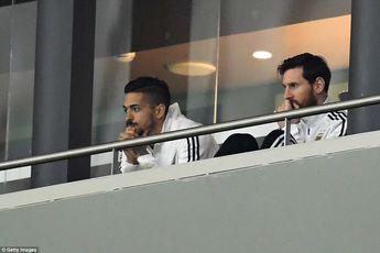رونالدو جای مسی بود، بازی می کرد