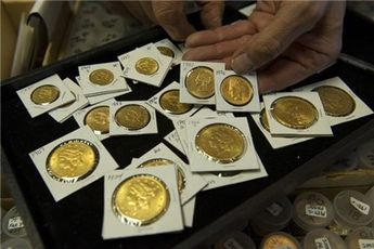 قیمت جهانی طلا به ۱۲۸۴ دلار رسید