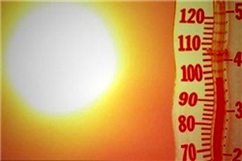 دمای هوای تهران امروز به ۴۰درجه میرسد