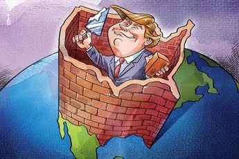 زندگی خصوصی دونالد ترامپ / طنزنوشت
