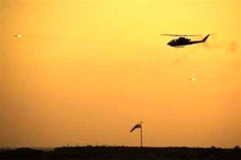 جدال با هلیکوپترها