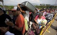 بحران کلمبیا به علت مهاجرت پناهندگان ونزوئلایی