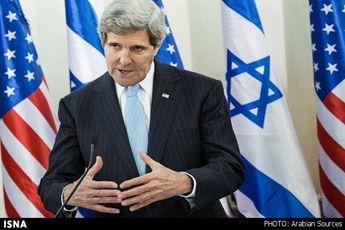 بیانات جان کری بازخوانی نظرات نتانیاهو است
