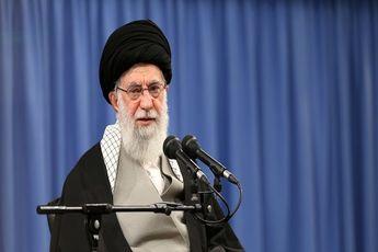 رهبر انقلاب: دشمنان حتی با انتخابات در ایران مخالفند/ خداوند اراده کرده این ملت را پیروز کند