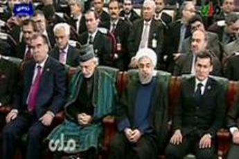 ششمین نشست روسای جمهور سه کشور فارسی زبان برگزار شد