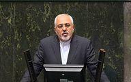 ظریف: استعفا نکرده ام