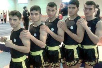 ایران برای اولین بار قهرمان جهان شد