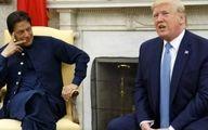ترامپ در دیدار عمران خان: آمریکا طی ۱۰ روز میتواند افغانستان را از کره زمین نابود کند