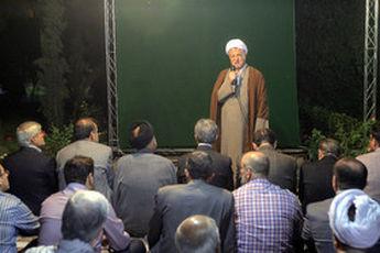 هاشمی رفسنجانی: امید مردم از انتخابات ناامید نشود